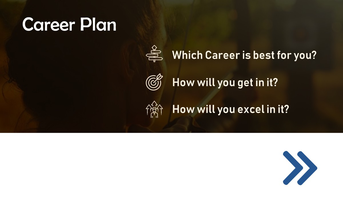 LifePage Career Counselling through Career Plan